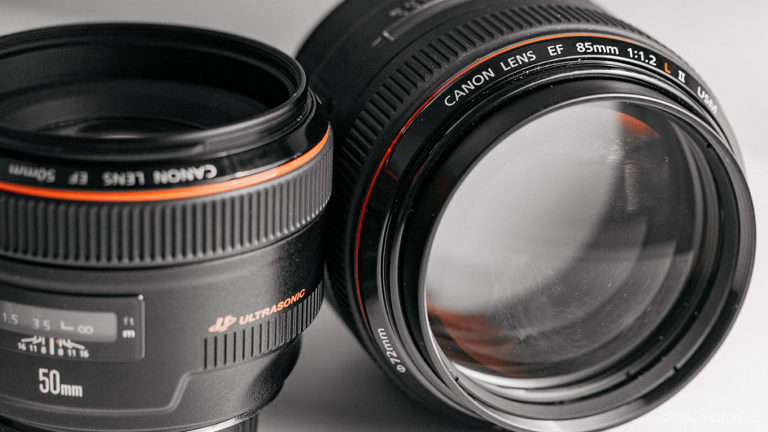 Obiettivi per ritratto fotografico