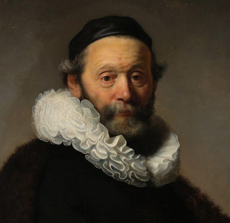 Rembrandt nel Ritratto fotografico